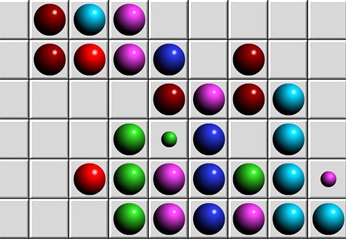 Игра Линии 98. Играть онлайн игры с шариками Линии бесплатно